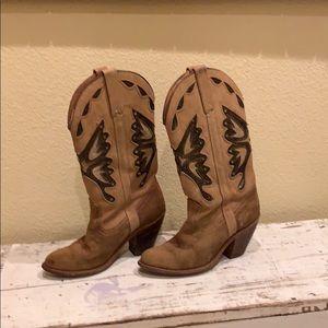 Miss Capezio vintage boots